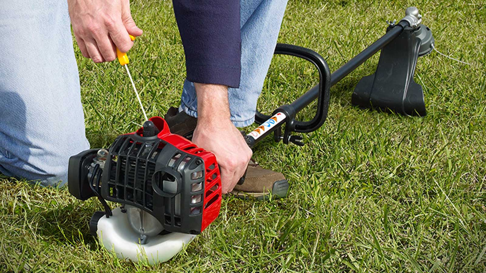 Gas Ed String Trimmers Versus Electric